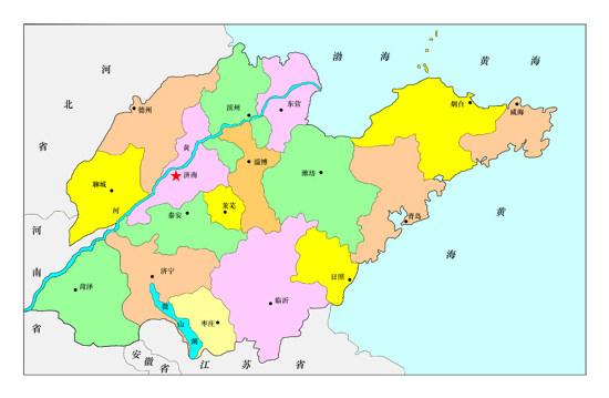 烟台市, 山东省地级市,是 山东半岛的中心城市之一, 环渤海地区