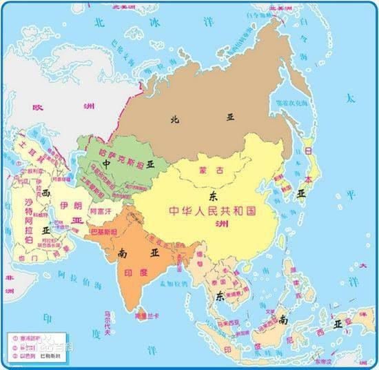 世界地图咨询号