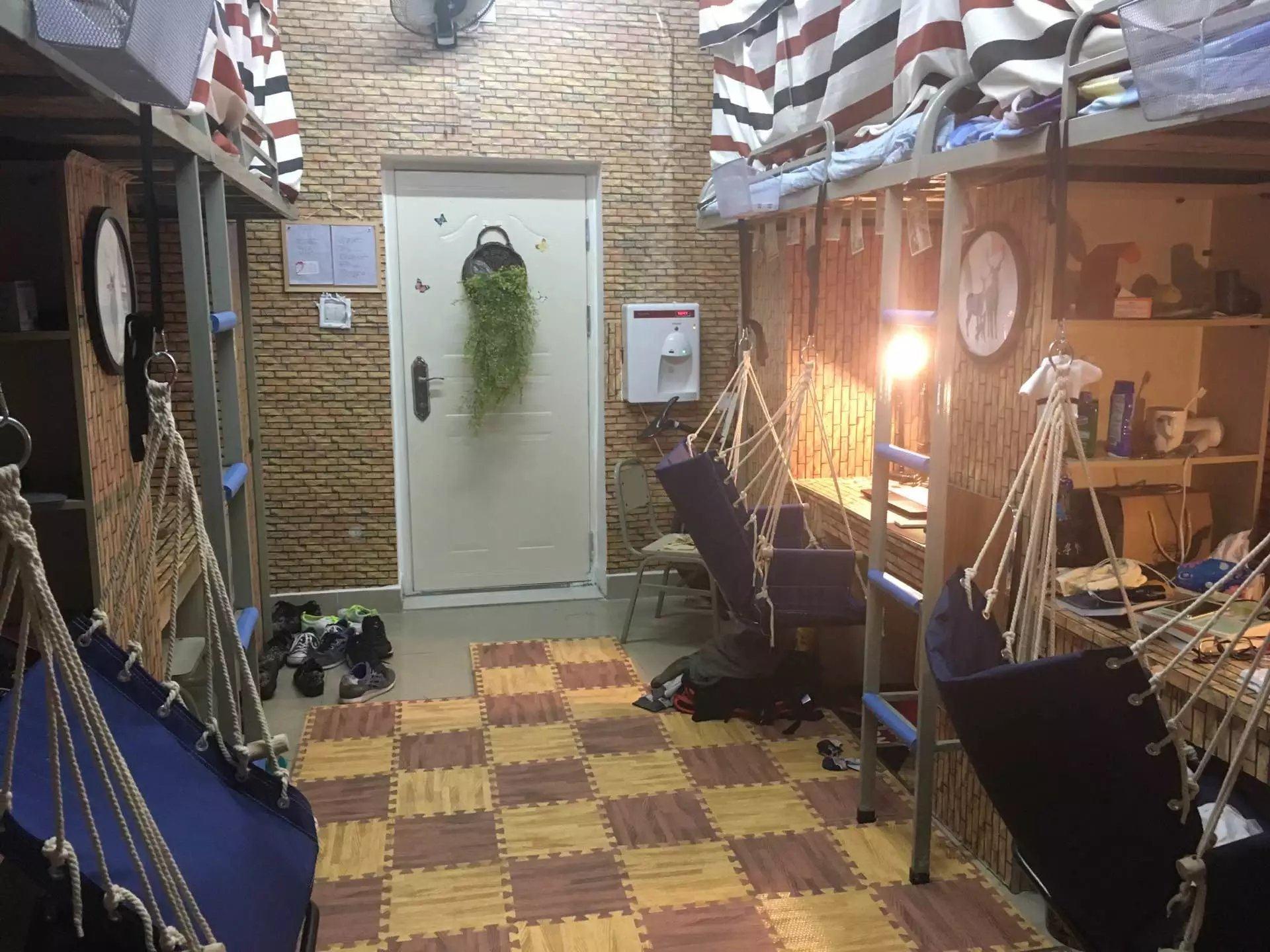 锦城多面体人居环境工作室寝室装修