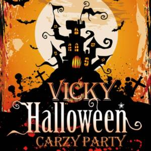 VICKY HALLOWEEN CARZY PARTY