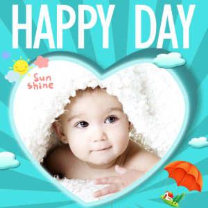 儿童版 上传属于宝宝照片啦