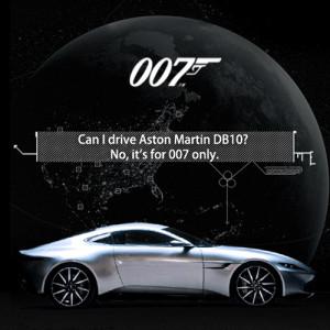 詹姆斯·邦德007座驾揭秘