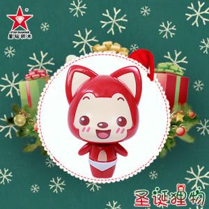 星钻积木【圣诞狸物】