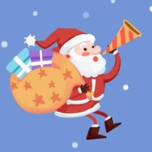 圣诞节大声说心愿!