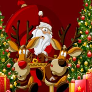 圣诞节公司企业宣传