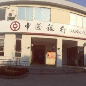 中国银行上海交通大学支行新年贺礼
