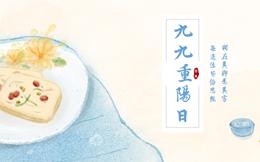 重阳节海报文案合集,超贴心!!