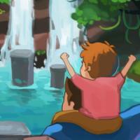 【游戏】暑假探险记