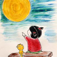 月下闲画,哪一幅是你?