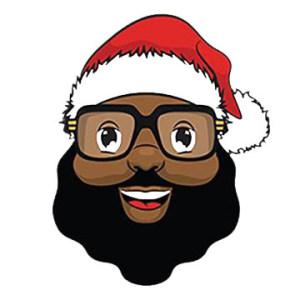 我是第#分享数#位希望2017圣诞老人变得和往年不同