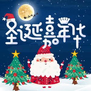 圣诞嘉年华促销活动