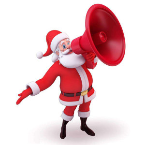 2017索斯兰圣诞公益盛典邀请函