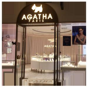 相约农行-AGATHA与您一起开启新年时间之旅!