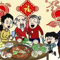 美食天下,各地年夜饭大餐打开你的味蕾!