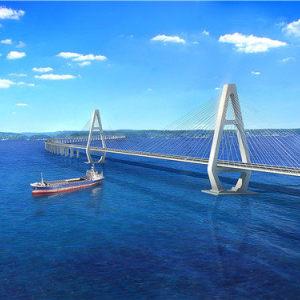 带你去看湛江第一长跨海大桥——通明海特大桥