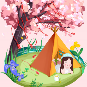 春分丨你的春天,用这个词就能概括!