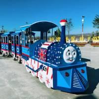 乾坤湾景区小火车给您送好礼