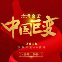改革开放40年,中国交通的巨变