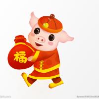 2019金猪送福--疯狂抽大奖Luck draw!!