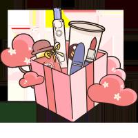 甜啦啦女神节礼盒